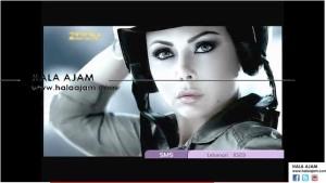 Haifa Wehbe & Hala Ajam