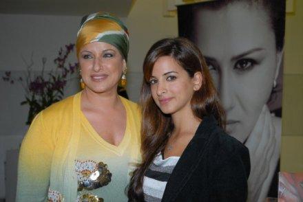 Laila Ajam & Nour Ajam Al Sabbah