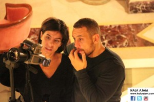 Yehya Saade Latest Photo Shoot with Bassem Feghali & Carine Badr