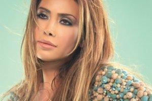 Nawal El Zoghbi make up by the Lebanese makeup artist Hala Ajam