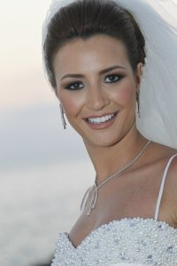 Bride's make up Hala Ajam 2