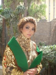 Assalah makeup by the Lebanese makeup artist Hala Ajam!