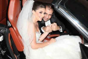 Bridal make up by the Lebanese make up artist Hala Ajam!
