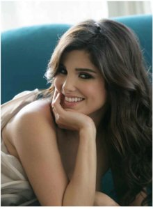 Sophia El Marikh makeup by the Lebanese makeup artist Hala Ajam!