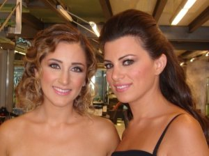 Make up by the Lebanese make up artist Hala Ajam!