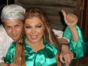 Fulla clip Make up by Hala Ajam!