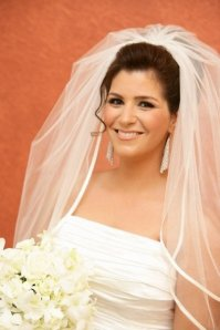 Bridal Makeup by the Lebanese makeup artist Hala Ajam