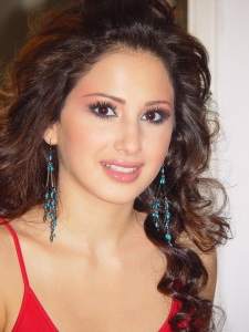 Marie Jose Hnein Make Up by Hala Ajam