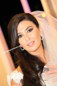 Make up by the Lebanese make up artist Hala Ajam!