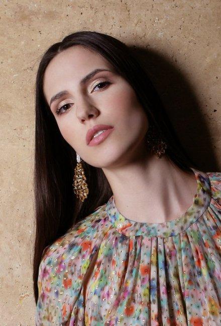 Make up by Elie Estephan Hala Ajam Institute