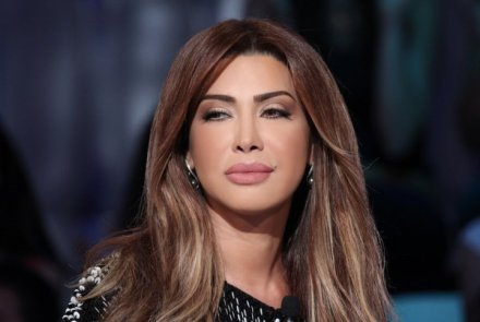 Nawal El Zoghbi @ Talk of the Town makeup by Hala Ajam