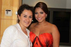 Sherine Abed El Wahab and Hala Ajam