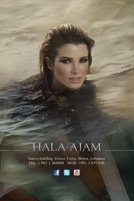 Sofia Marikh By Hala Ajam