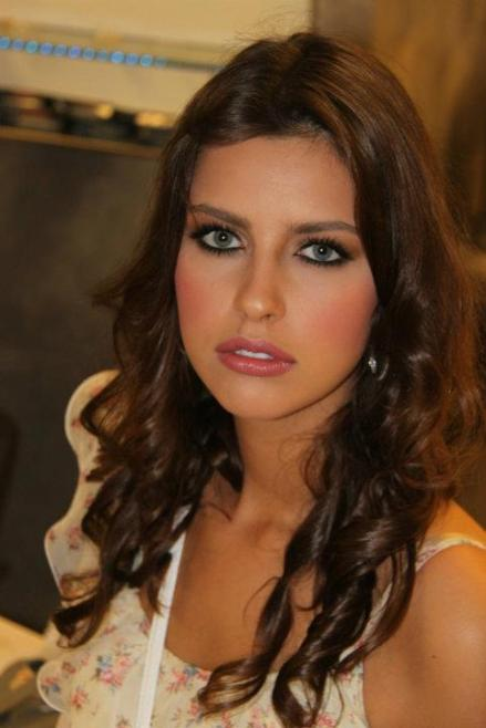 Miss Russian 2011 Natalia Gantimurova By Hala Ajam