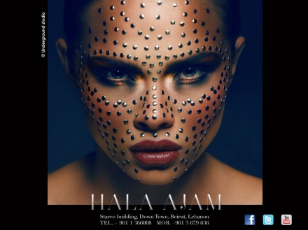 Hala Ajam 2011-12 winter ad