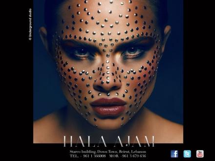 Hala Ajam 2011-12 winter ad