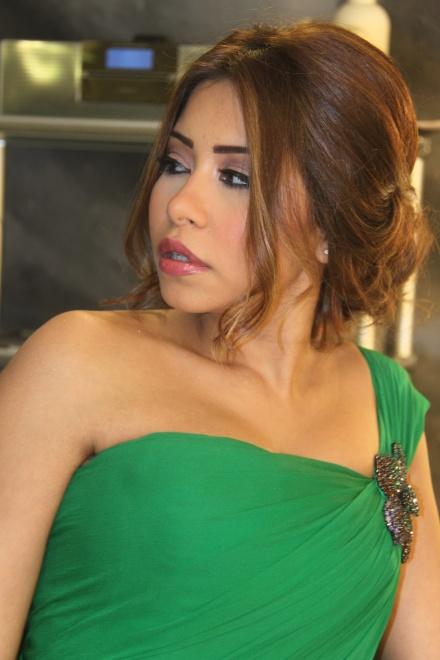 Sherine_Abd_El_Wahab MakeUp By Hala_Ajam