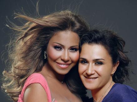 Shereen Abd El-Wahab Makeup Artist Hala Ajam
